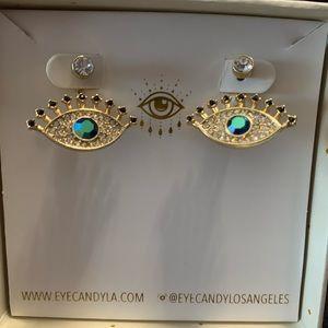 Luxe Eye Candy Earrings